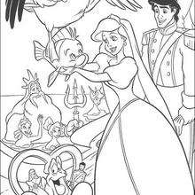 220x220 Little Mermaid Coloring Pages, Free Online Games, Drawing