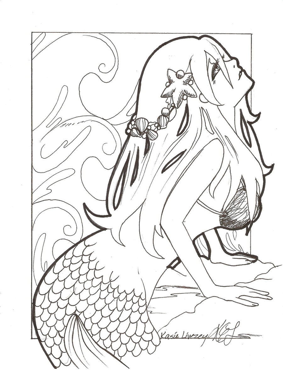 900x1183 Coloring Pages Draw Mermaids Coloring Pages Draw Mermaids Coloring