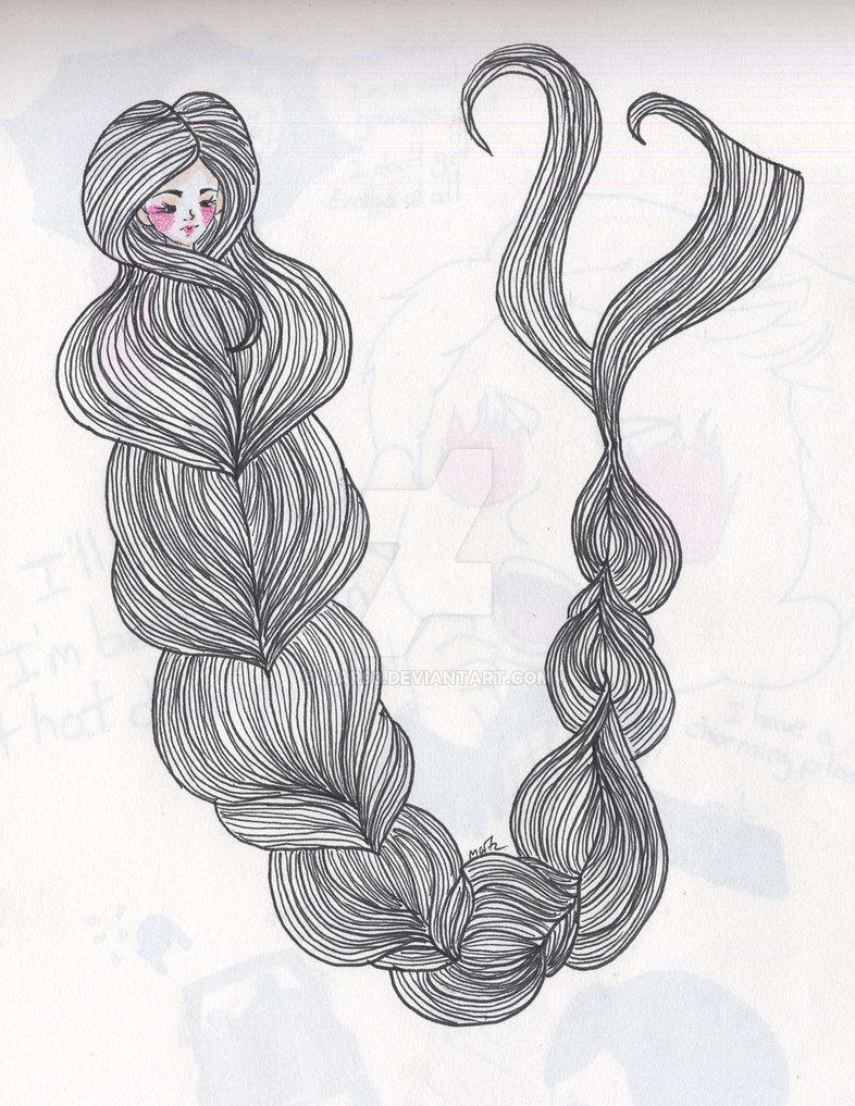 786x1017 Mermaid Hair By Mar93