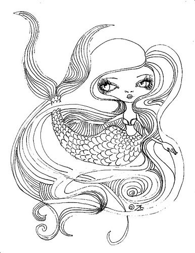 386x500 Mermaid Mersketches Mermaids And Photos