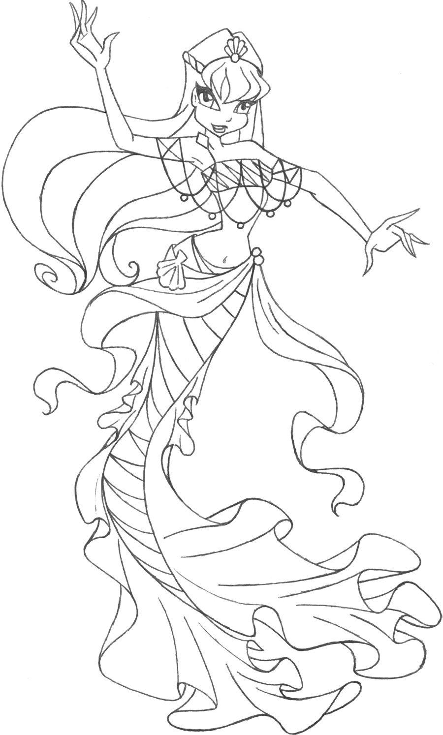 900x1494 Mermaid Stella By An81angel On DeviantArt