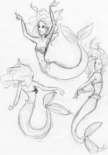 358x512 265 Best Art Inspiration Creating Merrmaids And Sirens Images