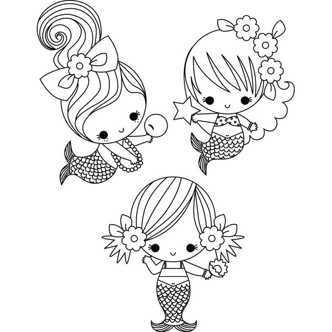650x650 Coloring Pages Of Mermaids Corresponsables Co Pictures To Color