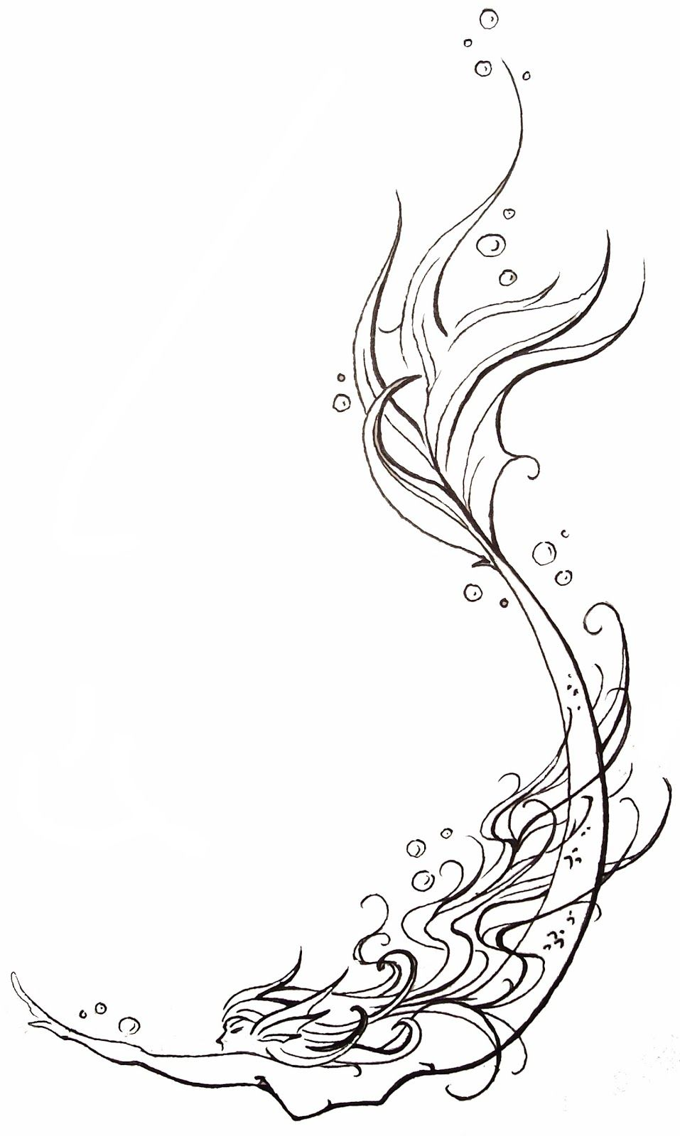 957x1600 Pagan Mermaids {Daily Mermaid} Tattoo, Hennas And Tatting