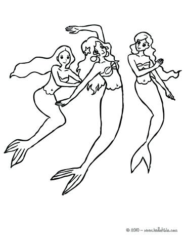 364x470 The Little Mermaid Coloring Pages Ariel And Eric Group Of Mermaids