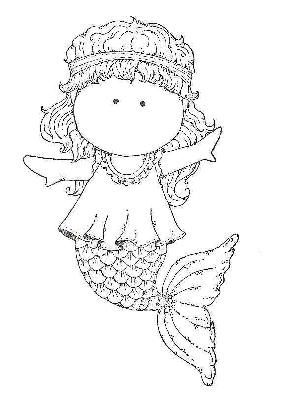 575x806 Mermaid Tail Coloring Pages Barbie Mermaid Coloring Pages Free