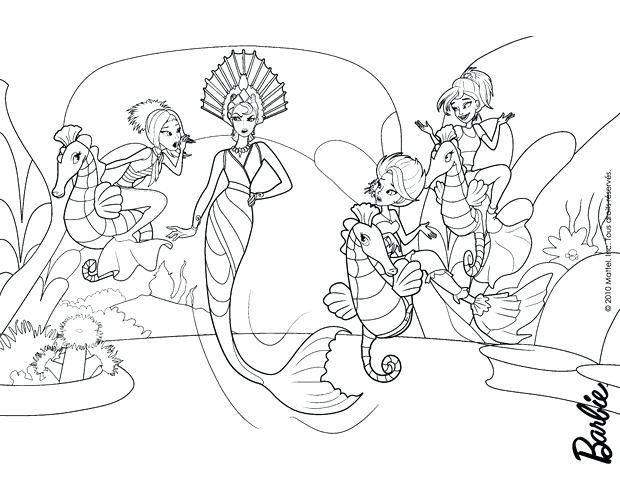 620x480 Inspirational Mermaid Tail Coloring Pages Free Download