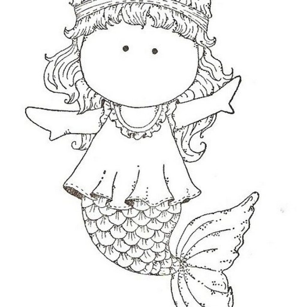 1024x1024 Mermaid Tail Coloring Pages 28692 Bestofcoloring