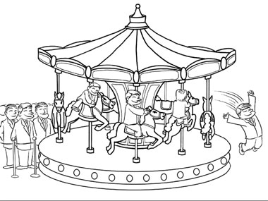 380x285 Expat Merry Go Round Some Get On, Others Off Shanghai Daily