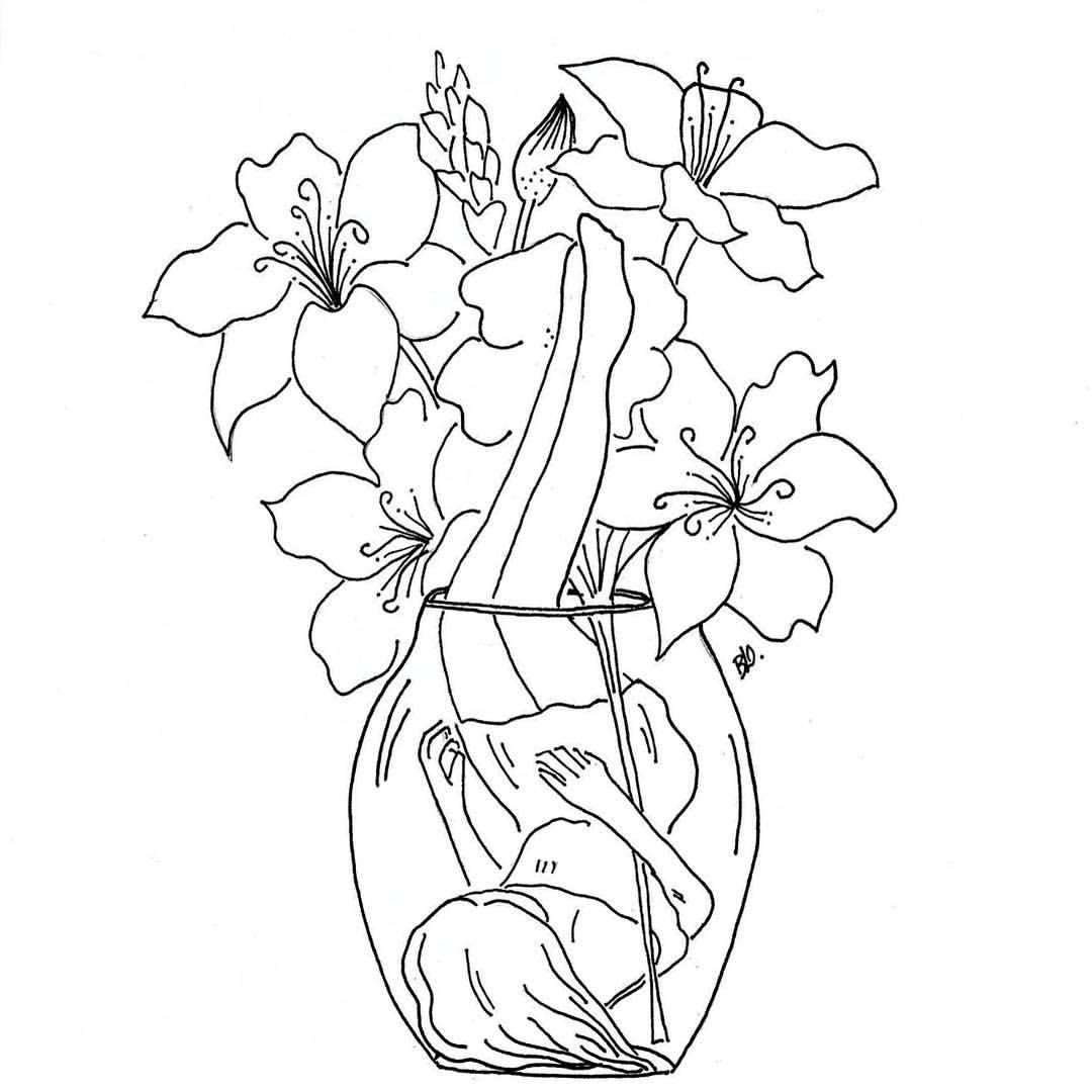 1080x1080 Poeticamenteflor For Line Drawings Requests Send Me A Private