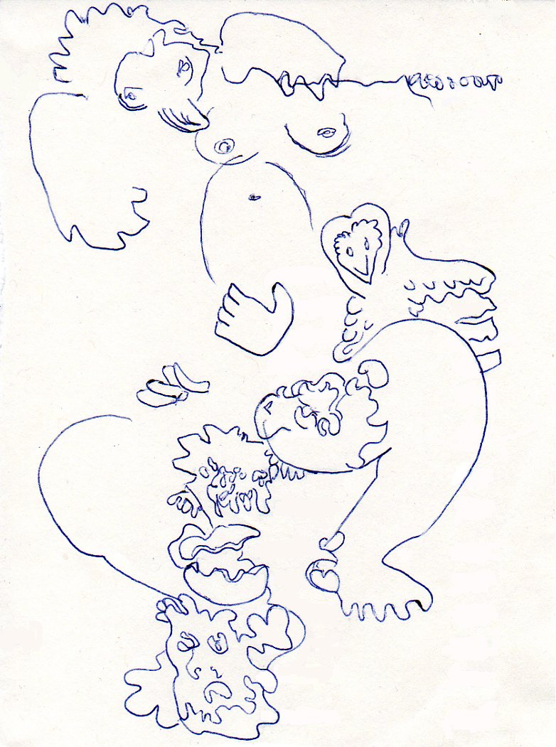 782x1051 Drawings Diane Cluck's Official Website