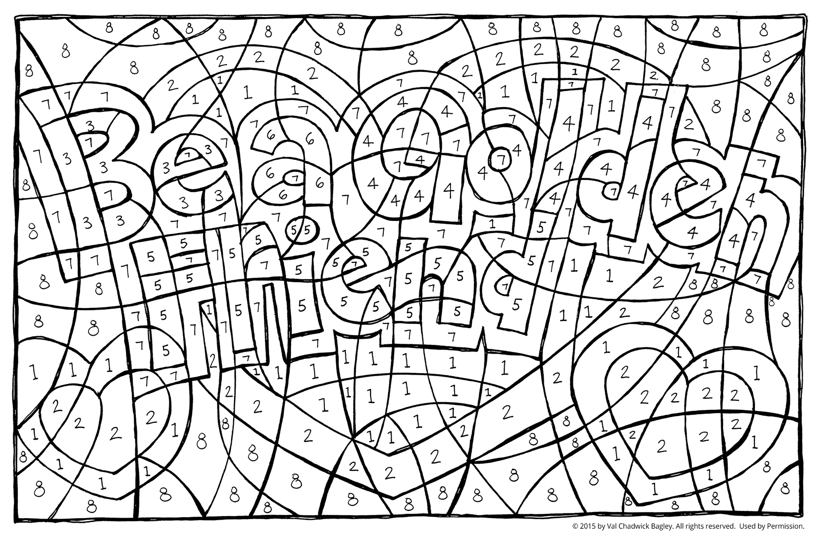 find it coloring pages | The best free Hidden drawing images. Download from 218 ...