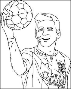 236x295 Lionel Messi Soccer Player Coloring Sheet Sport Coloring Page