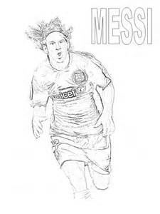 225x300 Handsome Face Soccer Coloring Pages Lionel Messi Free Printable