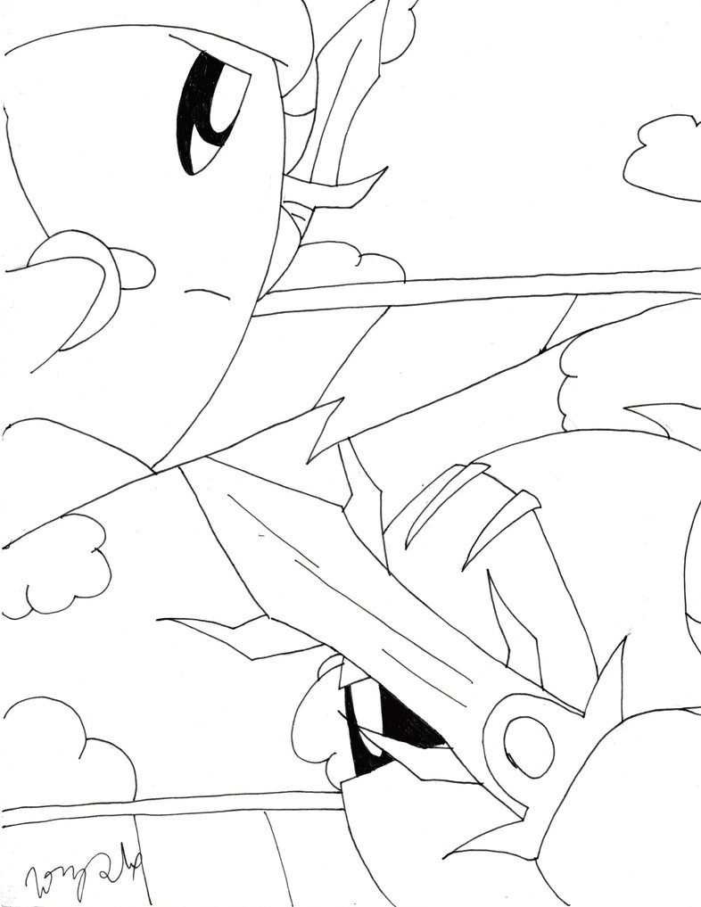 Meta Knight Drawing at GetDrawings com   Free for personal