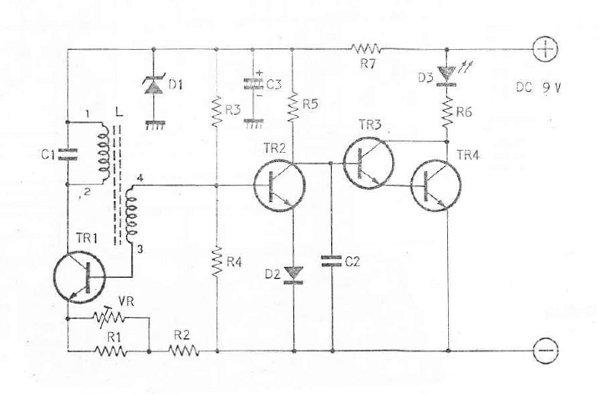 600x394 Metal Detector