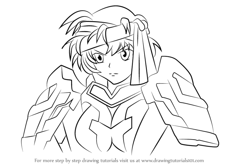 800x566 Learn How To Draw Karlamine From High School Dxd (High School Dxd