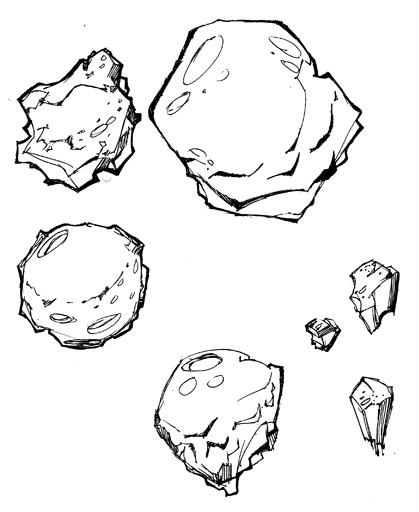 419x512 Meteor Coloring Pages