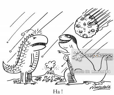 400x335 Meteorite Cartoons And Comics