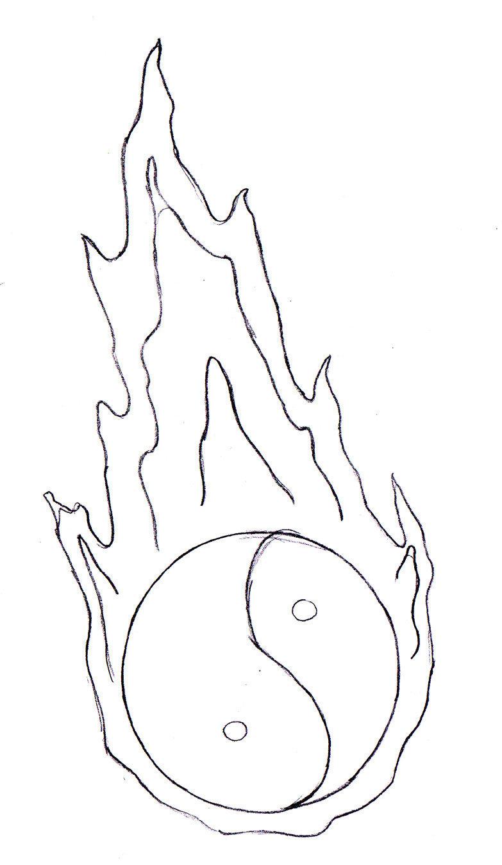 783x1351 Ying Yang Meteorite Sketch By C Ste