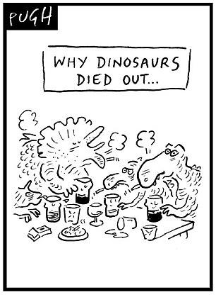 306x419 Dinosaur Extinction Was