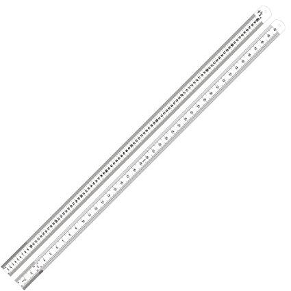 425x425 Swordfish 80020 Stainless Steel Measuring Scale Ruler Sae Amp Metric