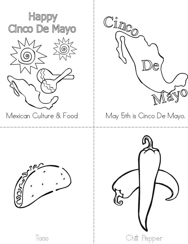 599x776 Mexican Culture And Food By Mr Clay Book
