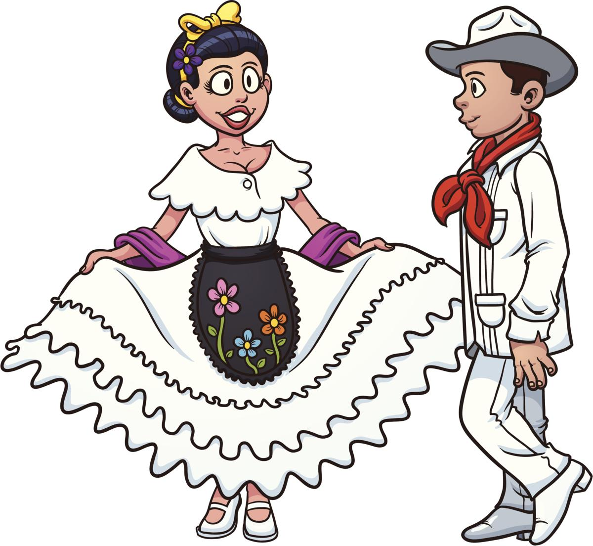 1200x1104 Unique And Interesting Facts About Mexican Folk Dancing