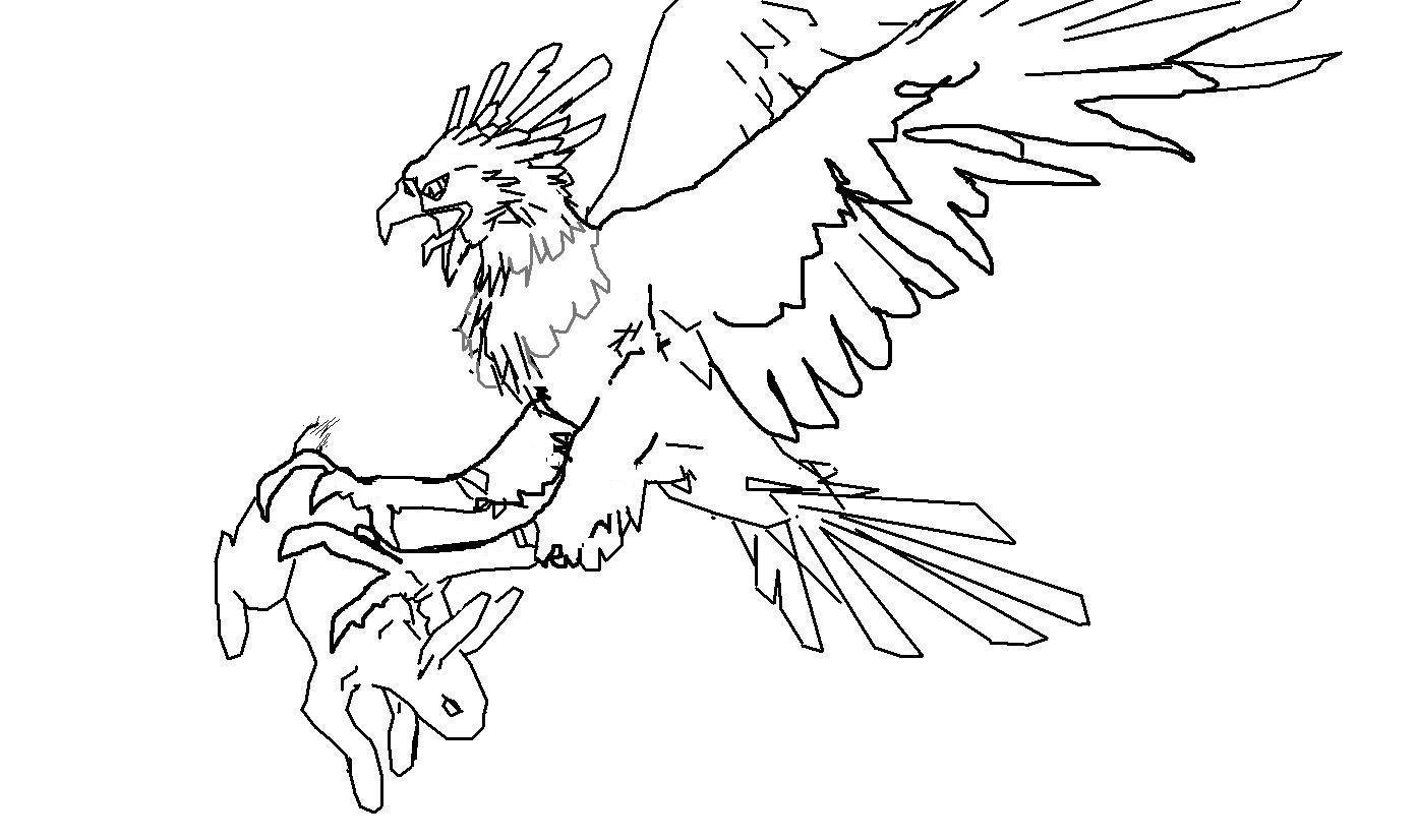 Mexican Eagle Drawing at GetDrawings com | Free for personal