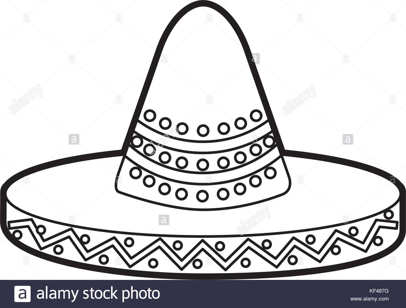 1300x986 Mexican Hat Illustration Stock Photos Amp Mexican Hat Illustration