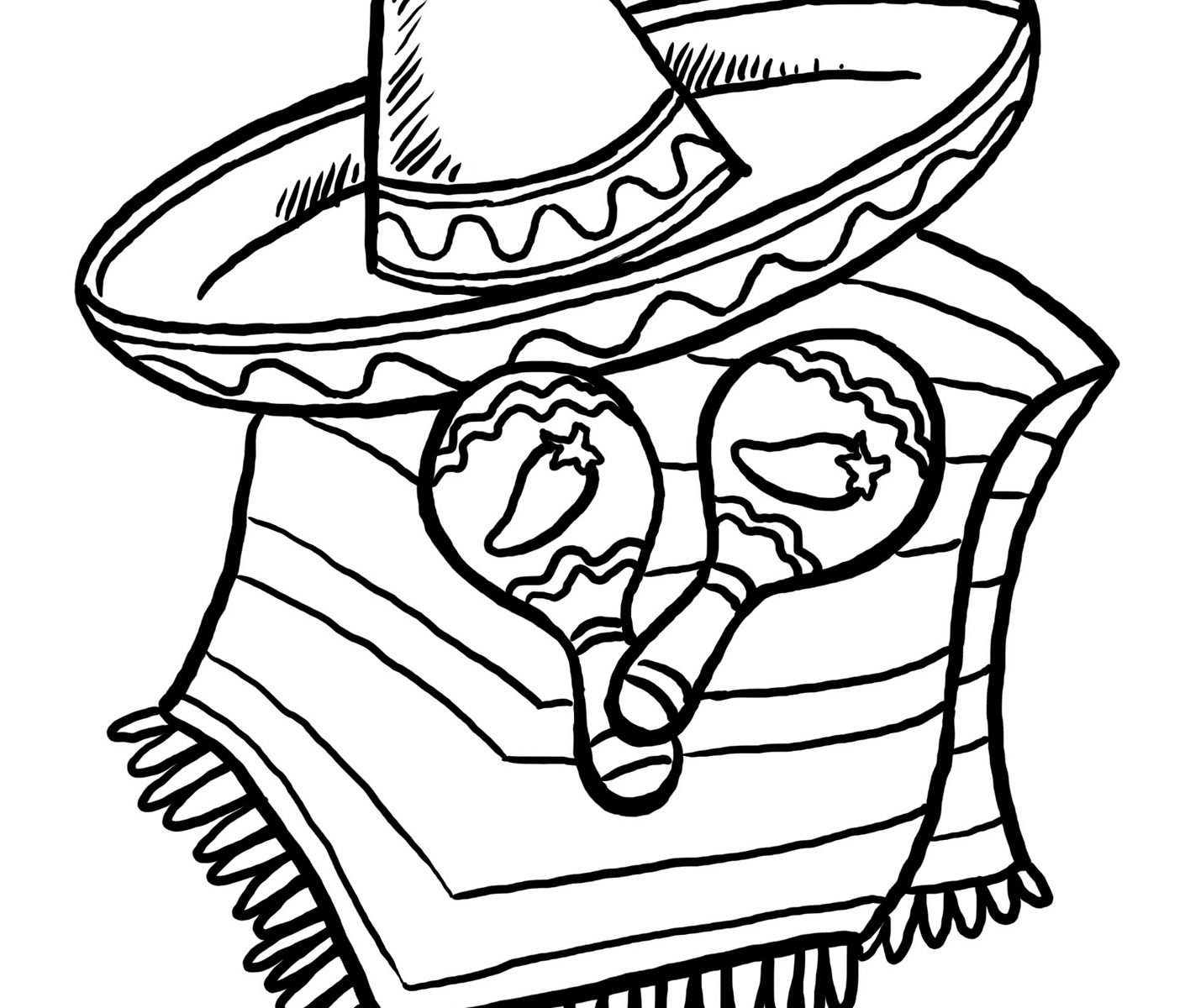 1410x1200 Coloring Pages For Tags Collie Large Size Of Gorgeous Mexican Food