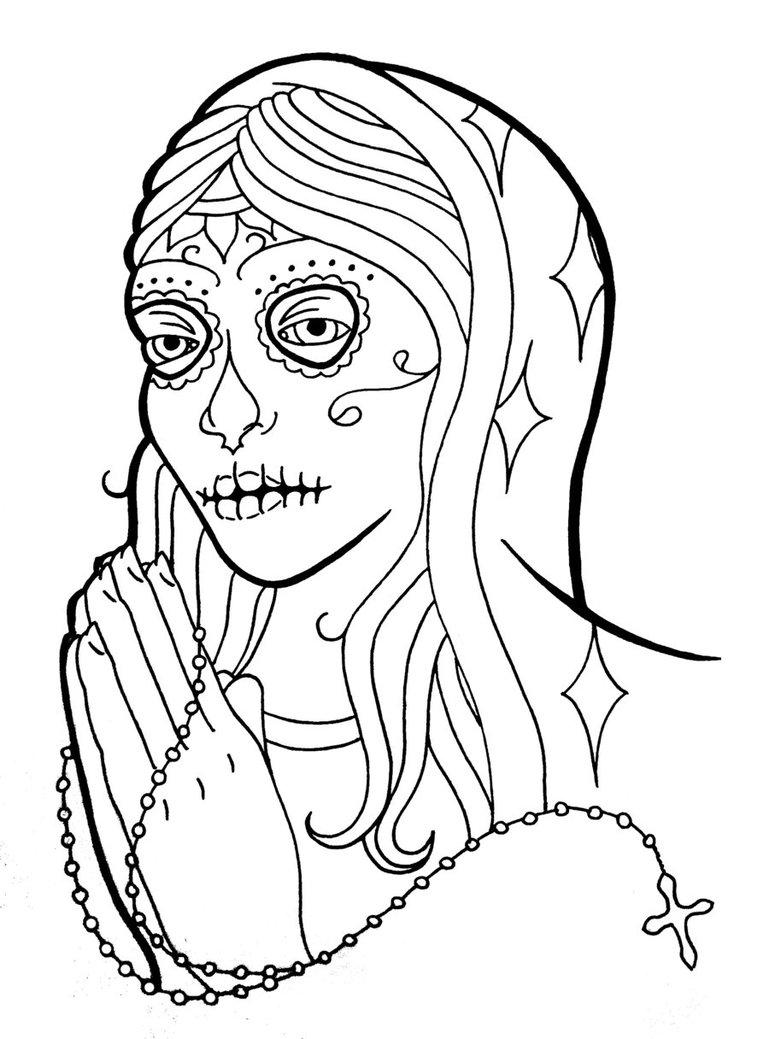 769x1039 Sugar Skull Virgin Byfire4him