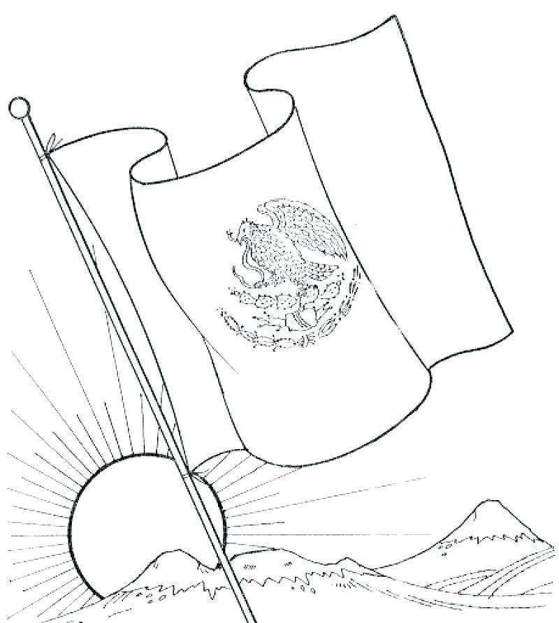 800x892 New Mexico Coloring Pages