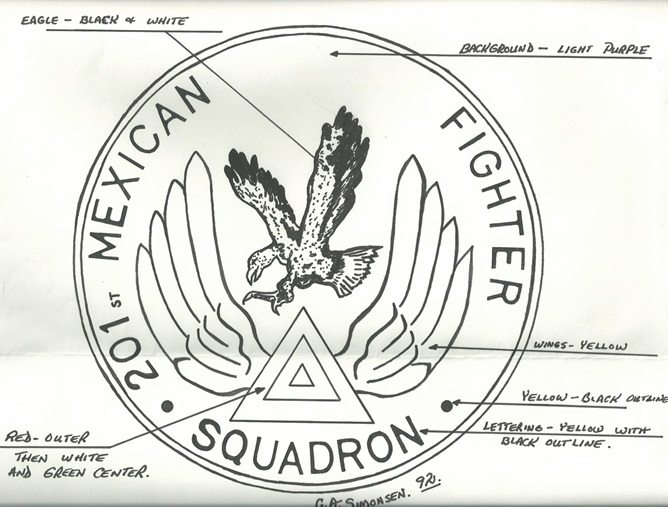 668x507 The Mexican 201st Fighter Squadron Introduction (By Clarence