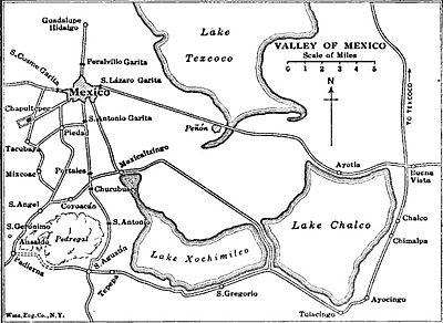 400x292 Battle Of Churubusco