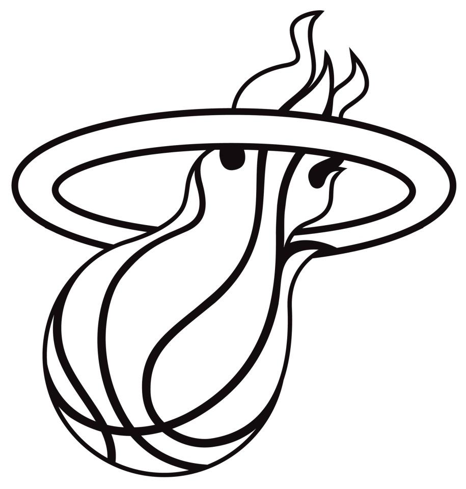 915x960 Miami Heat Logo
