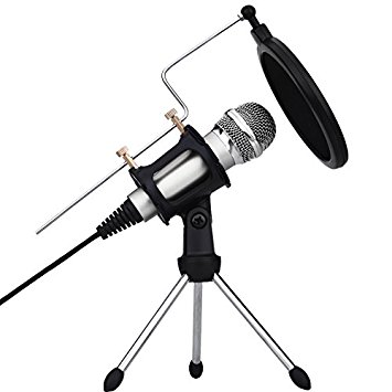 355x355 G Touker Condenser Microphones Computer, Microphone Sets