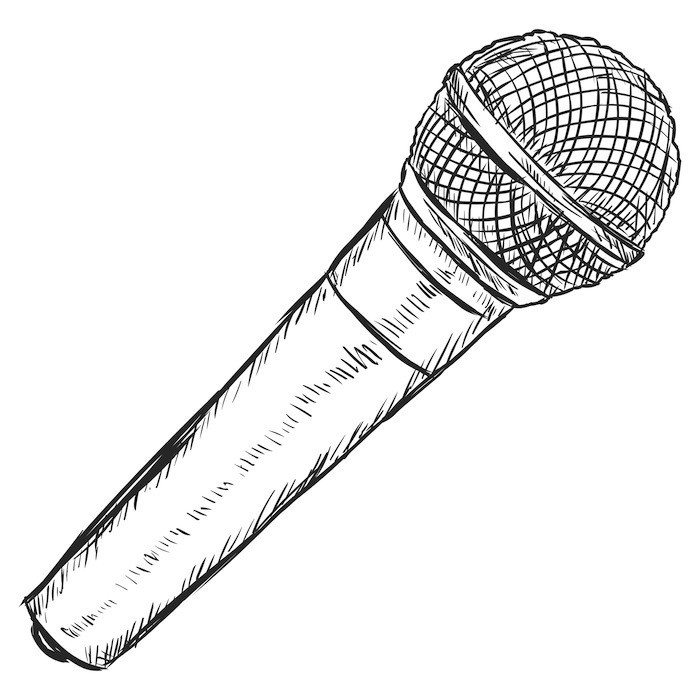 700x700 Open Mic For The Aclu
