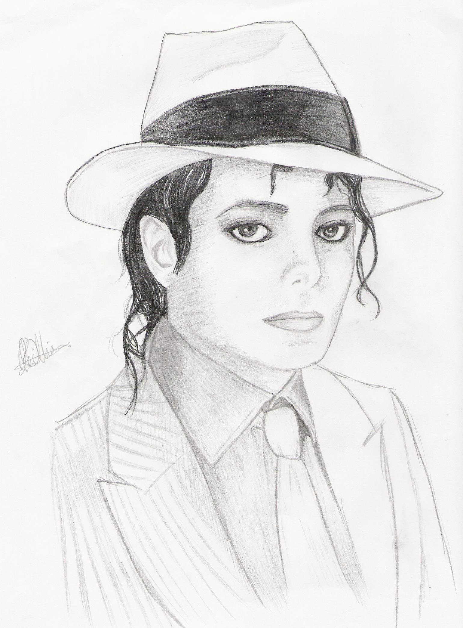 1540x2087 Michael Jackson By Lrfitch