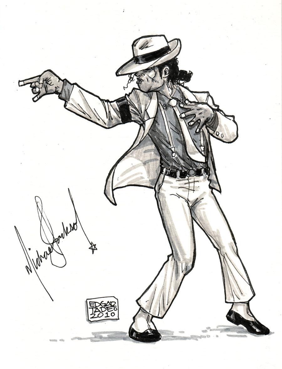 Michael Jackson Dancing Drawing At Getdrawings Free Download