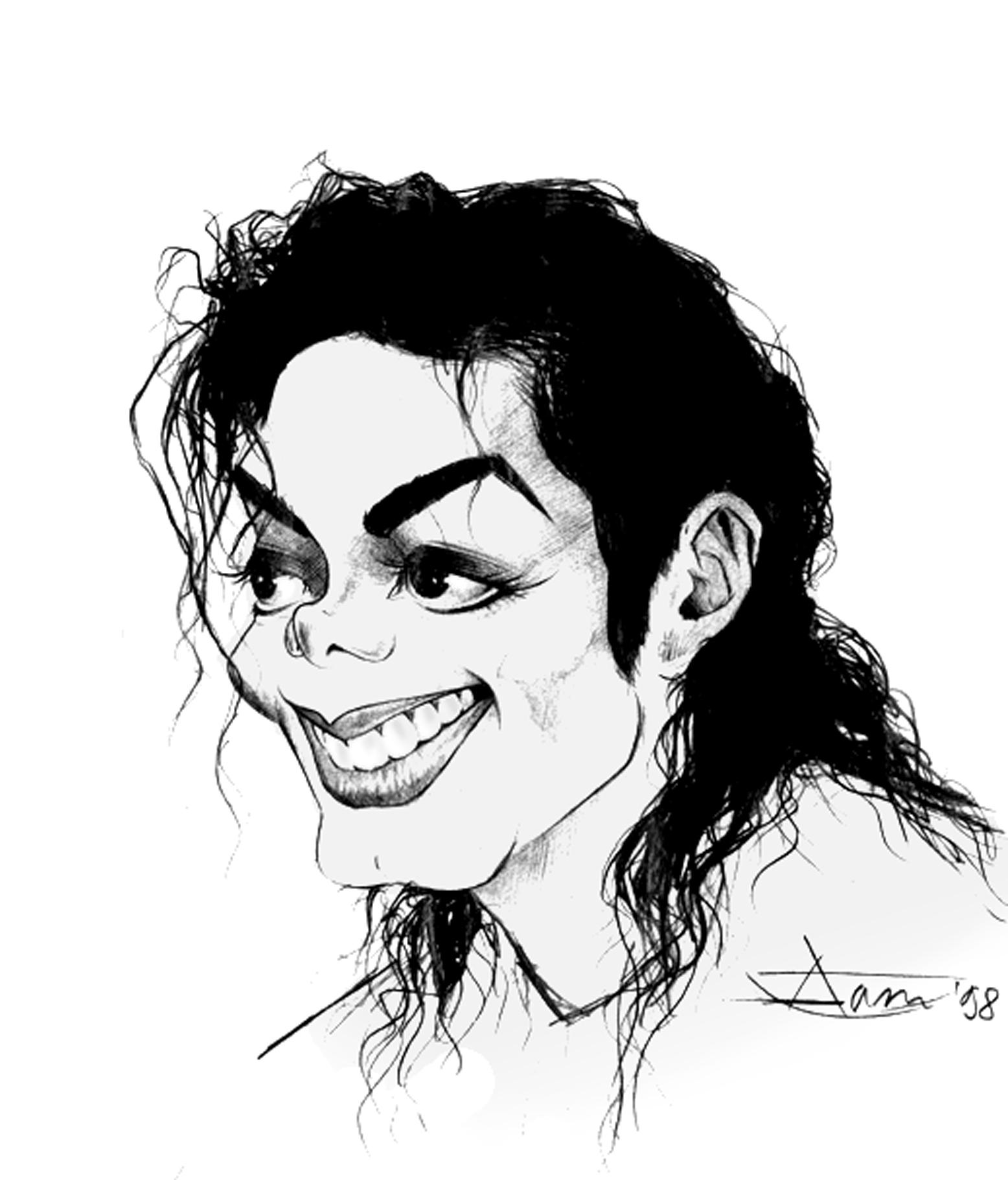 1556x1821 Genius Michael Jackson