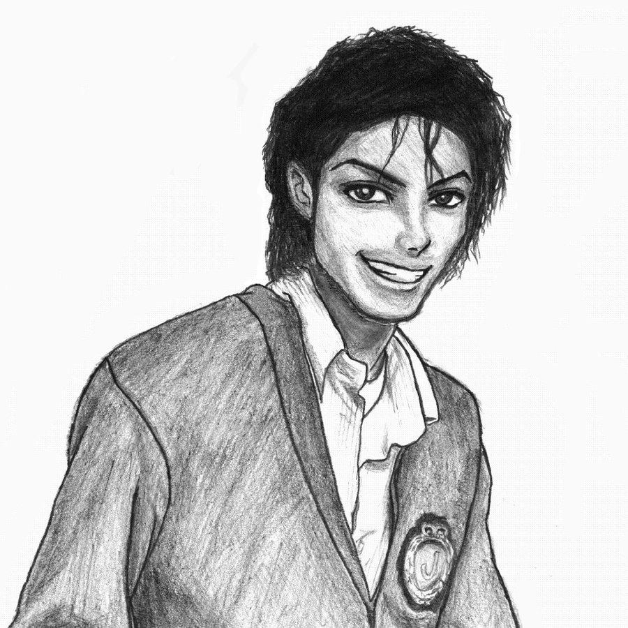 900x900 Cartoon Michael Jackson By Nyogo
