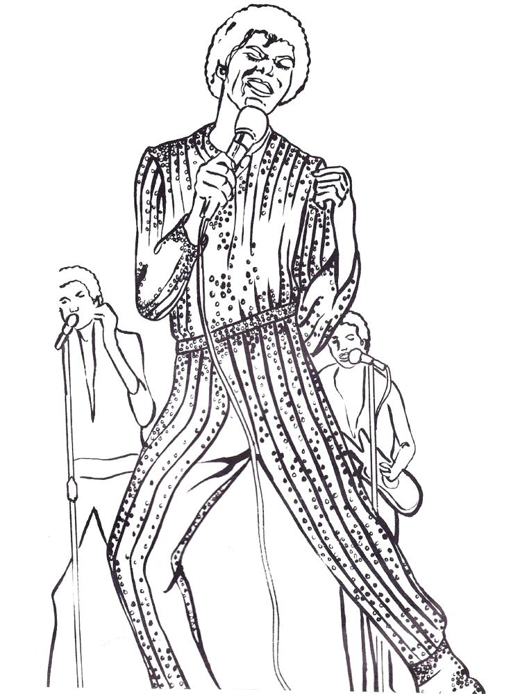 736x998 Michael Jackson Coloring Pages Coloring Book Coloring Book
