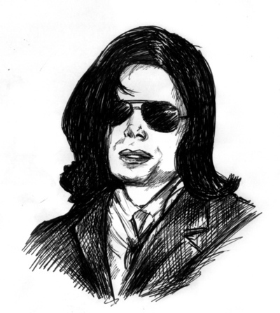 400x447 Famous People Sketches On Behance