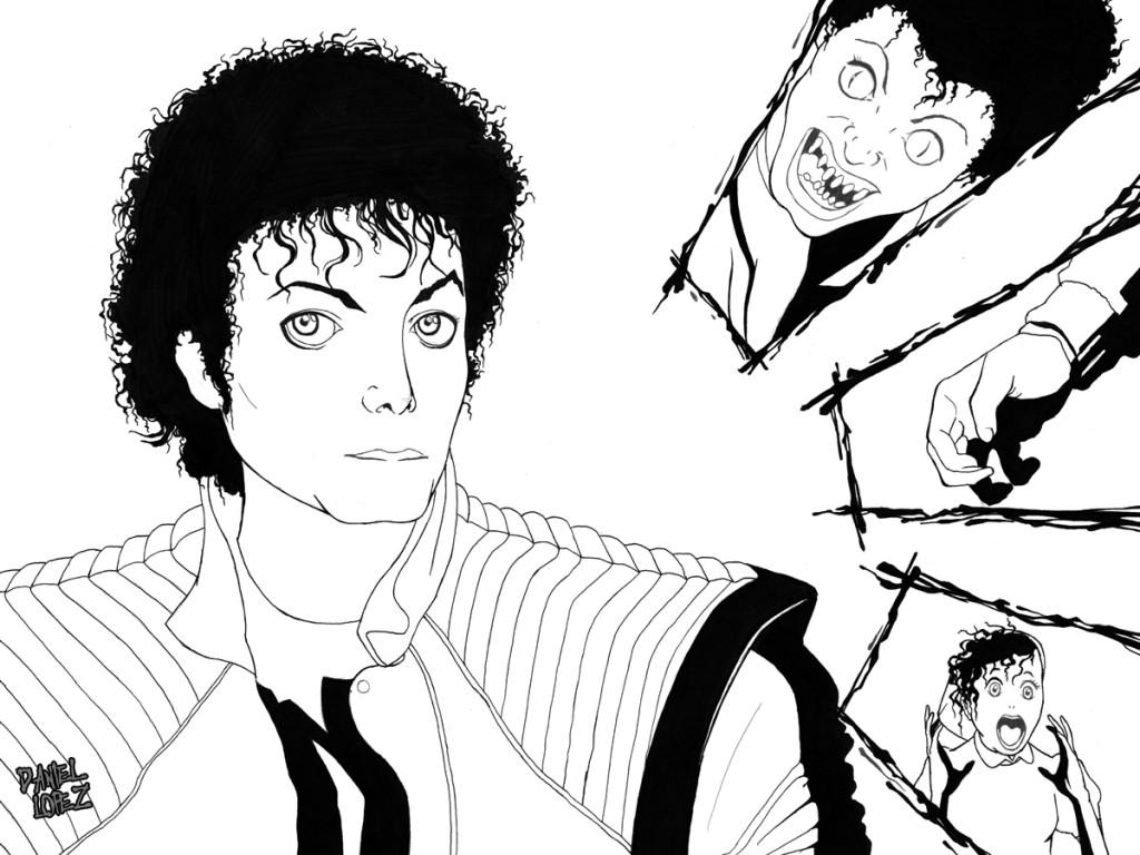 1024x768 Dibujos Michael Jackson Para Colorear Bebo Pandco