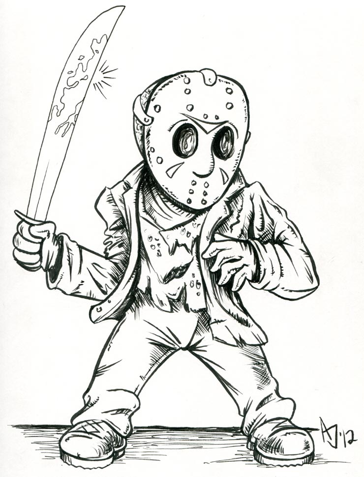 740x970 Jason Mask Printable Coloring Pages Of Dog Coloring Pages To Print