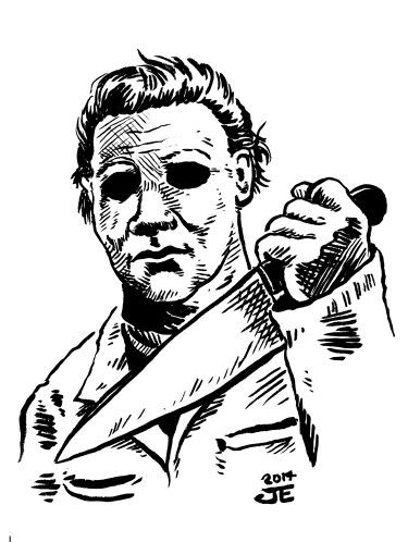 375x498 Pin By Kim Hickey On Michael Myers Slasher Movies