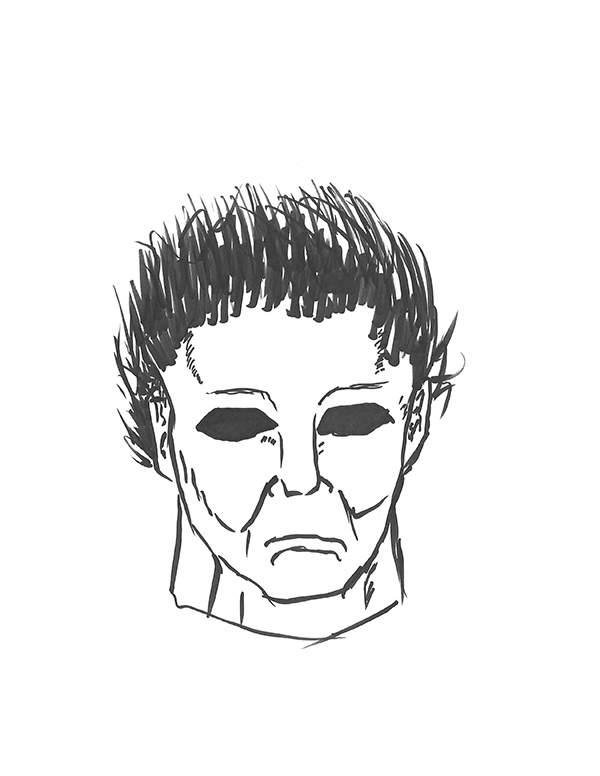 600x776 Sketch Lottery! Michael Myers