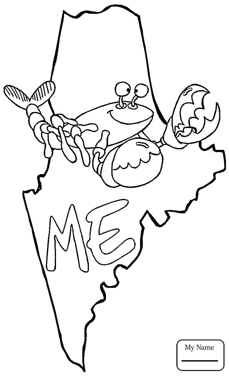 765x1260 Coloring Michigan State Flag Coloring Page Pages For Kids Map