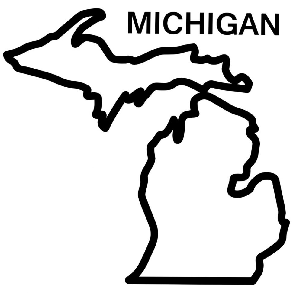 970x970 Coloring Printable Coloring Pages On Michigan Books Snopes